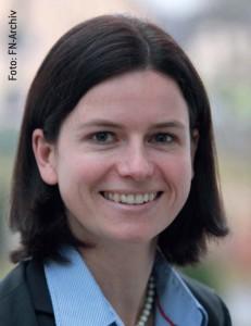 Stephanie Pigisch tritt die Nachfolge von Christoph Hess an.