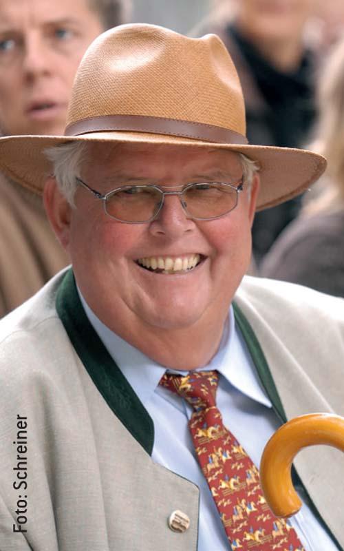 Dr. Burchard Bade. Foto: Schreiner