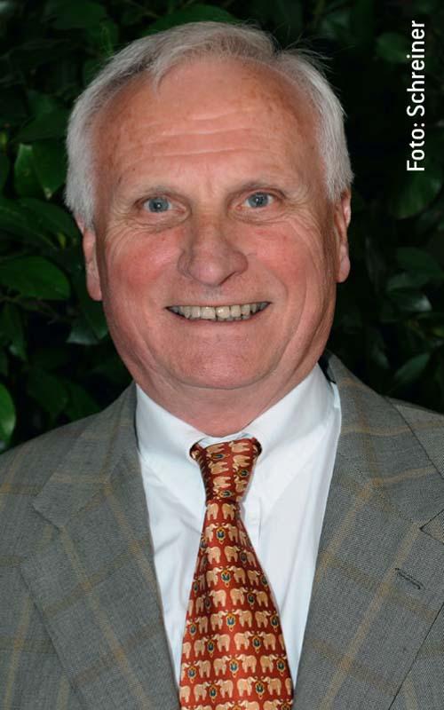 Dr. Hanfried Haring. Foto: Schreiner