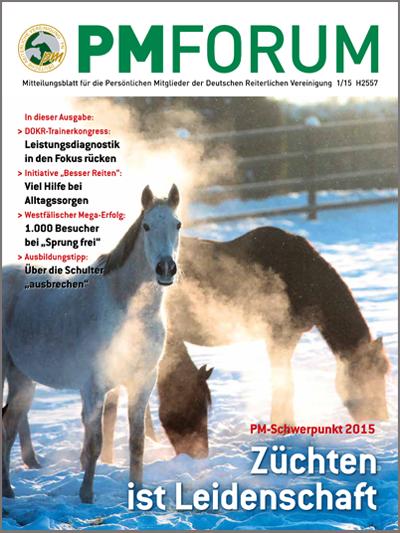 PM-Forum Ausgabe 01/2015