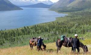 Yukon Trail in Kanada