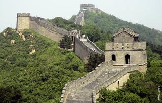 Die große chinesische Mauer
