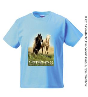 """Limitiertes Fan T-Shirt zum Film """"Ostwind 2"""""""