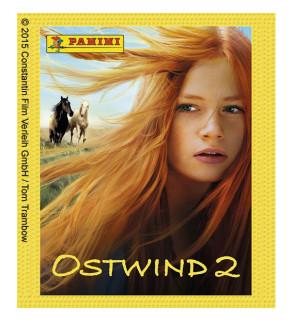 """Sticker von Panini zum Film """"Ostwind 2"""""""