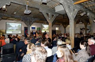Bereits zum zweiten Mal luden die DKB, der Oldenburger Zuchtverband und die PM zum Liebenberger Pferdeforum ein.