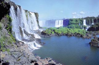 Iguassú Wasserfälle