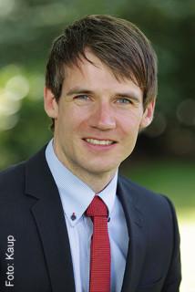 Dr. Dennis Peiler - Foto: Kaup