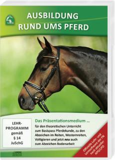 Ausbildungsbuch Pferd