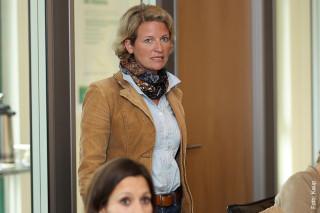 DOKR-Disziplinkoordinatorin Philine Ganders-Meyer betreut die Arbeitsgruppen der Task Force Vielseitigkeit.