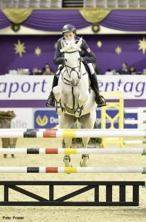 Philipp Brodhecker (19) Er stieß als letzter vor einem halben Jahr zur Perspektivgruppe, zog von Riedstadt (Südhessen) nach Warendorf und begann eine Ausbildung zum Pferdewirt am DOKR.
