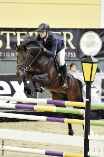 Gerrit Nieberg (21) Der Sohn von Lars Nieberg ist Sportsoldat bei der Bundeswehr und wird dort seine Ausbildung zum Pferdewirt abschließen. Steuerfachangestellter ist er schon.