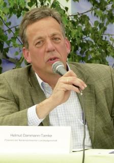Jagdvertreter Helmut Dammann-Tamke will die Gratwanderung von der Akzeptanz und des Erhalts des Wolfes hinbekommen. Foto: FN-Archiv