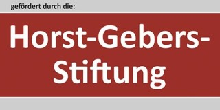 Horst-Gebers-Stiftung: Logo