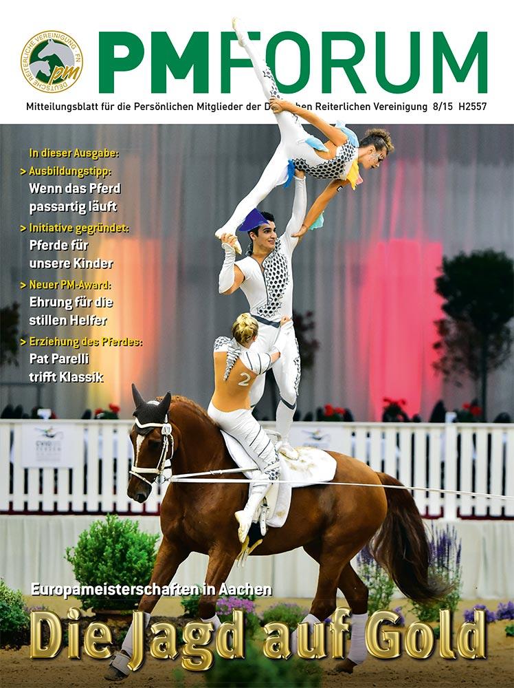 PM-Forum Ausgabe 08/2015
