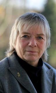 Gerlinde Hoffmann, Agraringenieurin, Leiterin der FN-Abteilung Umwelt- und Pferdehaltung
