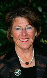 Ruth Klimke, PM-Ehrenvorsitzende