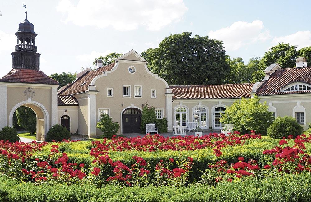 Schlosshotel in Masuren Fotos: Pferd & Reiter Reiterreisen