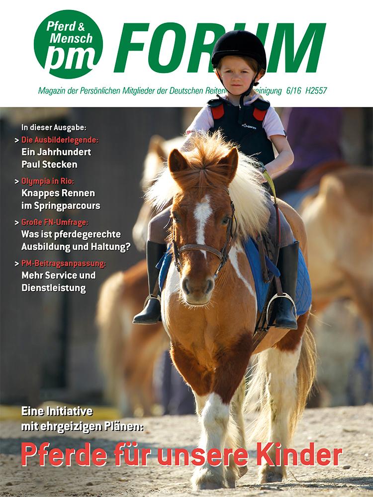 PM-Forum Ausgabe 06/2016