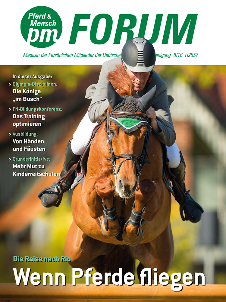 PM-Forum Ausgabe 08/2016