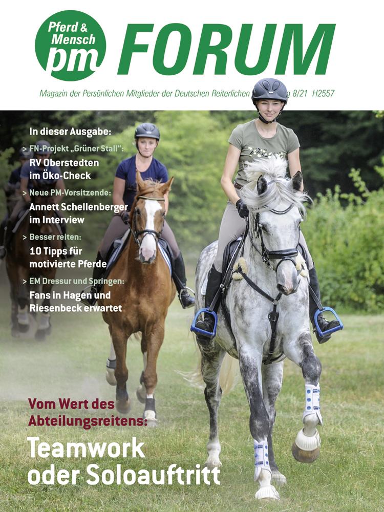 PM-Forum – Eine Zeitschrift für alle Persönlichen Mitglieder
